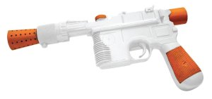 The cheapo replica pistol sold by Amazon...